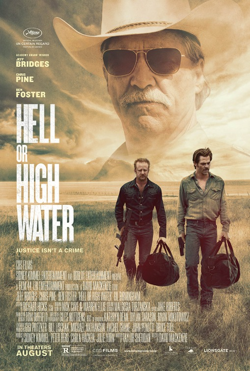 David's #8 - <i>Hell or High Water</i>