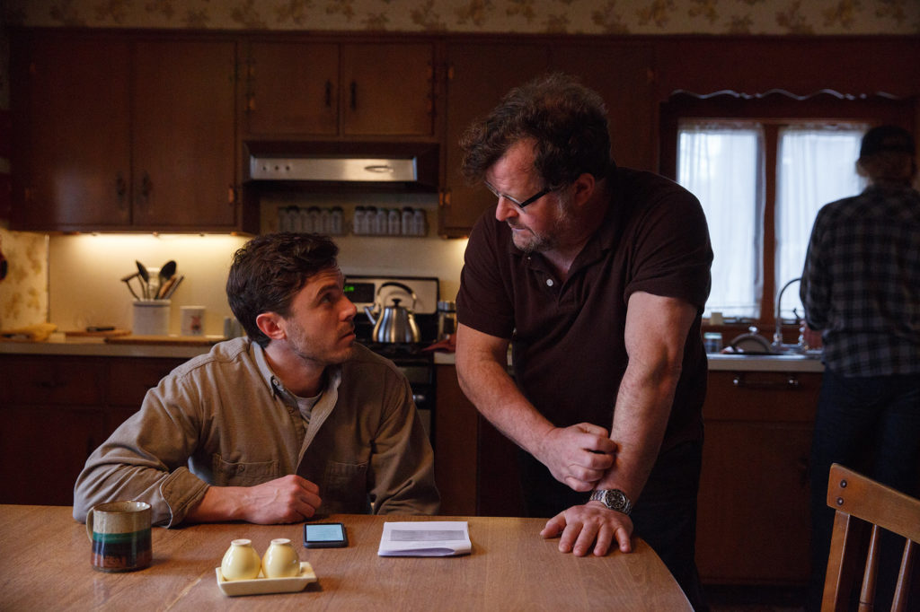 Oscar Nominee - Kenneth Lonergan, <i>Manchester by the Sea</i>
